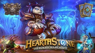 Hearthstone (Gameplay) - Kobolds & Catacombs - Big Spell Mage - WHAT CAN YOU DO?