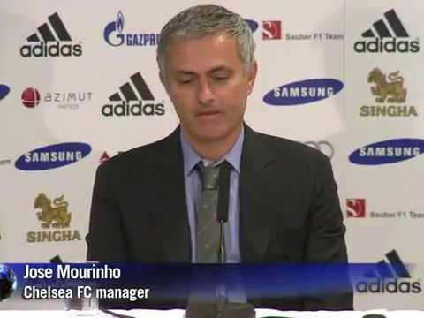 """Jose Mourinho """"Happy  to Return to Chelsea"""""""