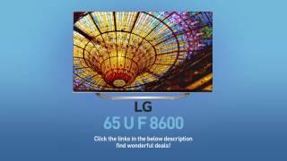 """LG 65UF8600 Prime 4K UHD Smart LED TV - 65"""" Class // Full Specs Review #LGTV"""