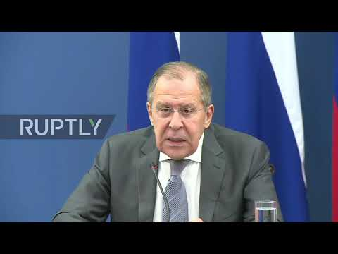 Armenia: Some countries are 'contaminated' with Russophobia 'virus' – Lavrov