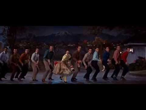 Cyd Charisse (1956) Meet Me in Las Vegas [The Gal with the Yaller Shoes]