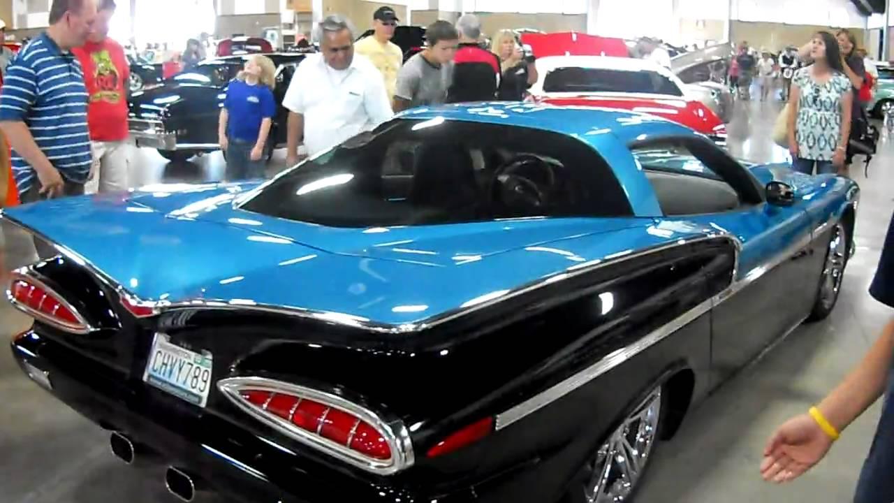 Chevy 789 Concept Car - YouTube