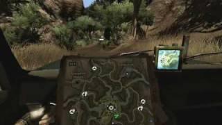 Far Cry 2 Walkthrough - 1st UFLL Mission - Part 1
