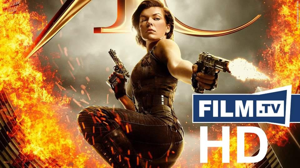 Resident Evil The Final Chapter Deutsch