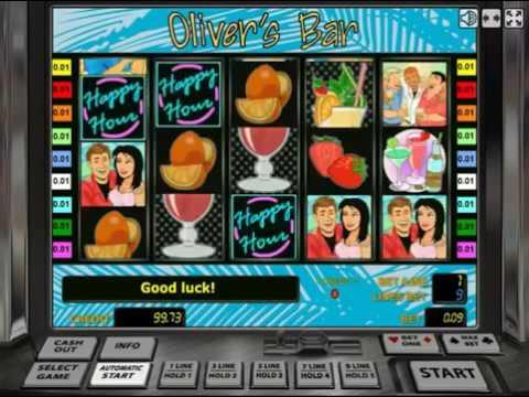 Игровой автомат Oliver's Bar от Novomatic