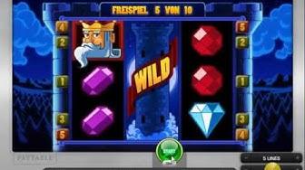 Kings Tower online spielen - Merkur Spielothek