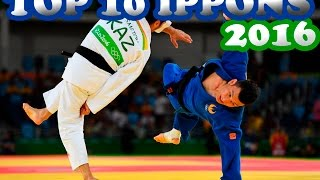 Video TOP 10 IPPONS 2016|THIS JUDO 2016|HIGHLIGHTS download MP3, 3GP, MP4, WEBM, AVI, FLV Desember 2017