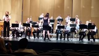 "SDOHS Jazz Band - ""Living in a Dream"""