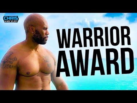 JTG says Shad Gaspard should receive WWE's Warrior Award