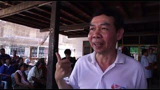 BBC Liver Fluke report for Khun Banchob