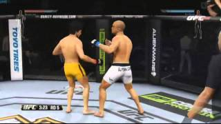 EA Sports UFC (PS4/XB1/PC) - E3 2014 Bruce Lee Gameplay Trailer - 1080p HD