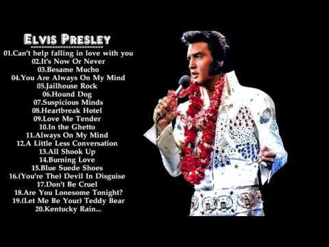 Elvis Presley Greatest Hits    Best Song Of Elvis Presley