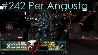 #242 Per Angusta - Aliens vs Redditors - Xcom Long War Ironman Impossible