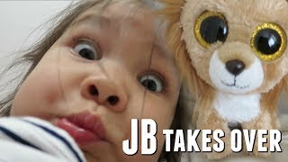 JB TAKES OVER THE VLOG WITH TOY COLLECTION! - July 04, 2017 -  ItsJudysLife Vlogs