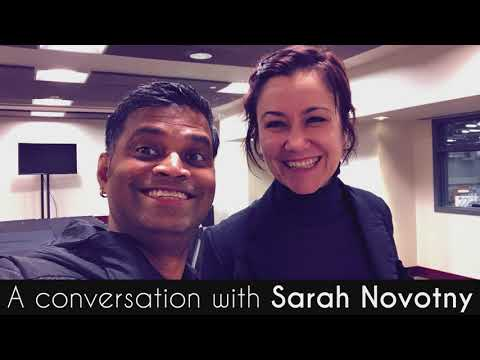 Why Google Open Sources its technologies? In coversation: Sarah Novotnyh