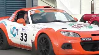 Rockingham Stages Rally - 9th December 2017