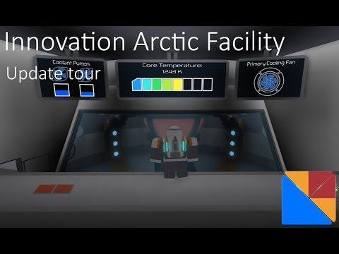 NEW CORE?! | Innovation Arctic Base Update Tour