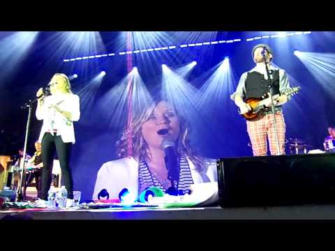 """Sugarland """"Already Gone"""" at Meadowbrook Pavillion 6.16.12"""