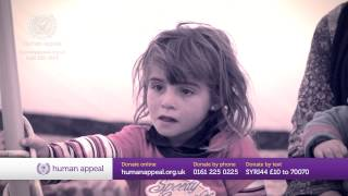 The lonely widow - Human Appeal #SaveALife