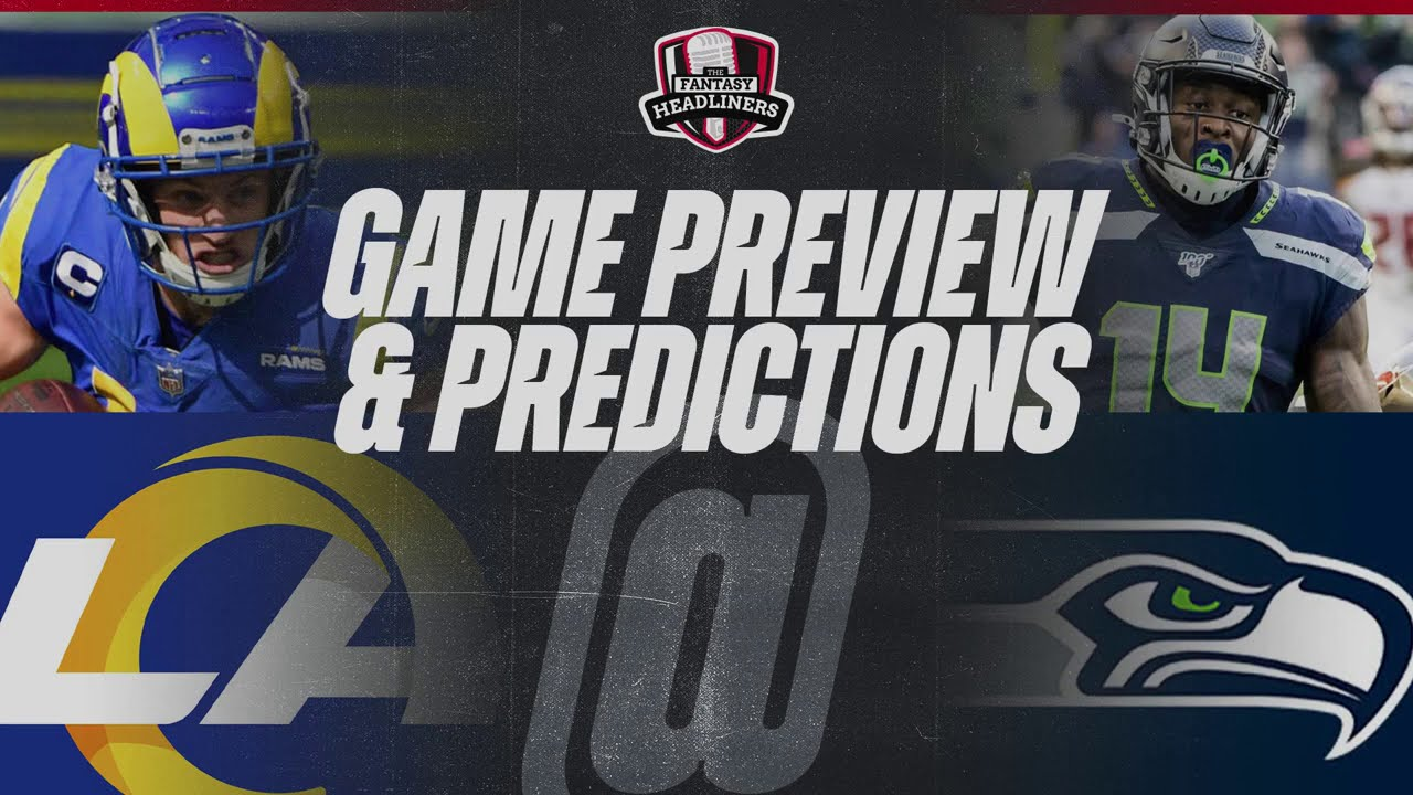 How to Watch NFL Playoff Game Between Rams and Seahawks ...