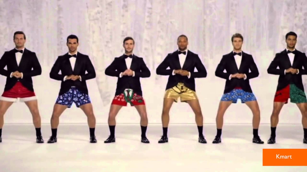 Controversy Over Kmart's Joe Boxer 'Jingle Bells' Christmas ...