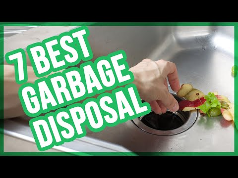 Best Garbage Disposals in 2020 (Top 7 Picks) 👍🏻 💡