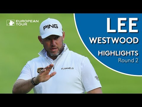 Lee Westwood Highlights | Round 2 | 2018 Made in Denmark