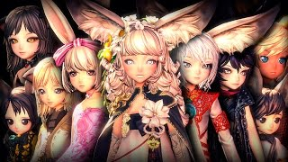 Blade & Soul - Profile Pack #3 - Lyn - All Servers
