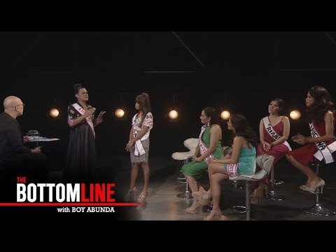 The Bottomline: Miss Q & A Grand finalists interview each other