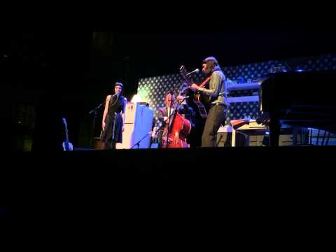 Seth Avett & Jessica Lea Mayfield - I Will (Beatles cover) 3/10/15 Charlotte, NC