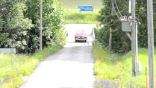Saab 96 2 takt T4 sport Saab in action .MOV