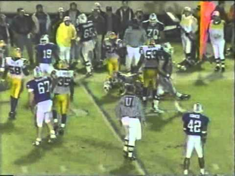 Tim Couch vs  LSU 1997