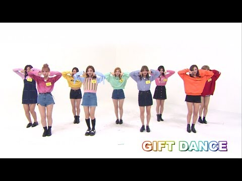 [GIFT DANCE ] TWICE 'T.T' (WHITE CLEAN Ver.)