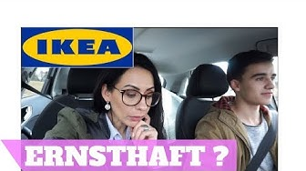 Max bei Ikea I Shoppen für Chill Out Lounge I Schlechter Beifahrer