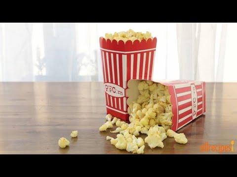 How to Make Cauliflower Popcorn | Popcorn Recipes | Allrecipes.com