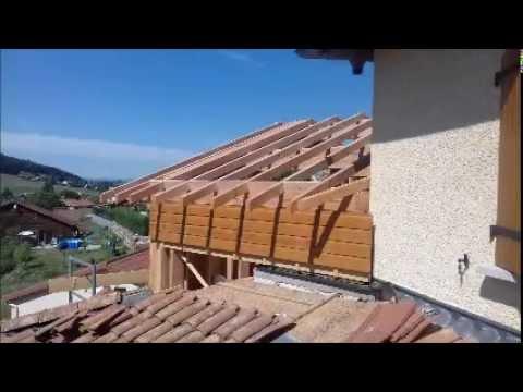 STUDEXT : Extension en surélévation pour chambre en plus (42-Loire)