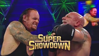 wwe-super-showdown-what-went-down