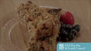 Pulse Pro Chef Series - Gluten-Free Granola Bar with Pea Fiber!