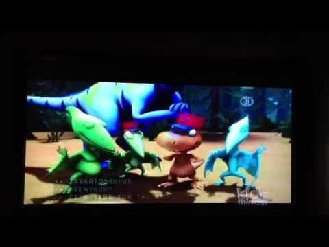 Dinosaur Train alphabet song - YouTube