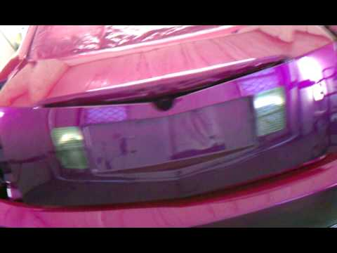 outrageous purple magenta candy flip paint on cts youtube. Black Bedroom Furniture Sets. Home Design Ideas