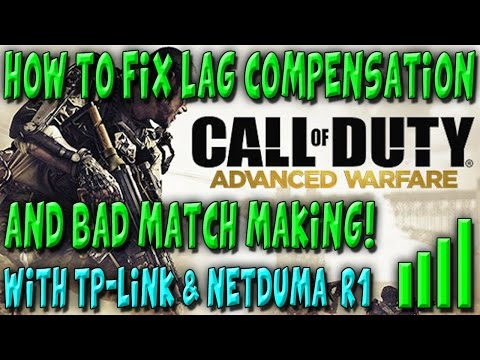 ADVANCED WARFARE - LEGIT LAG FIX!