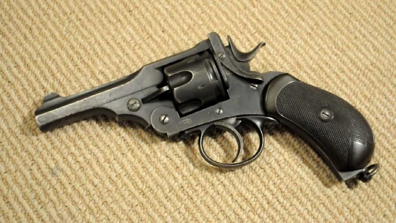 webley revolvers vintage Shooting