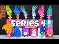 Dreamworks Trolls Series 4 Blind Bags Toy Characters Names Review Poppy Branch Cloud Guy Bridget