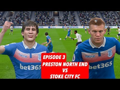 Stoke City Vlogcast #3: Preston North End vs Stoke City thumbnail