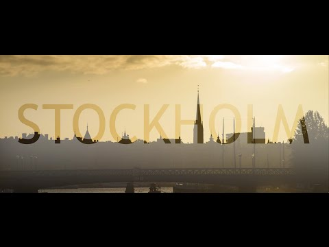 Travel Stockholm in a Minute – Aerial Drone Video | Expedia