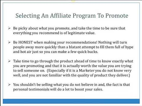 The simplest money making system: Affiliate Marketing Survival 3