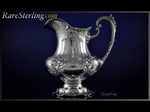 Reed and Barton Sterling Silver Specialist