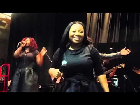 Jekalyn Carr Singing