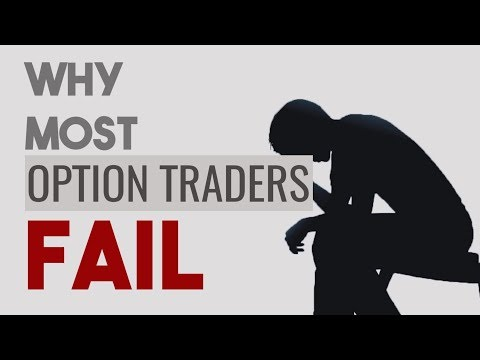 The #1 Reason Option Traders Fail –  options strategies, stocks, profit