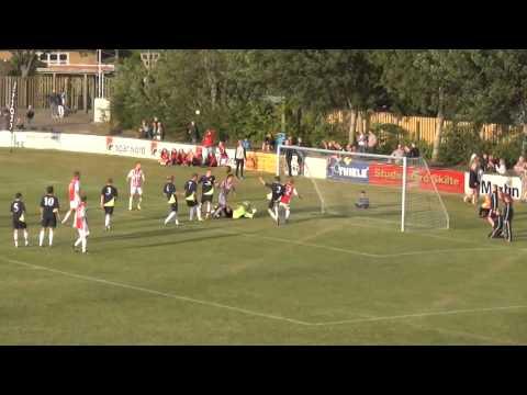 Frederikshavn 0 - 10 AaB | 07-07-2014